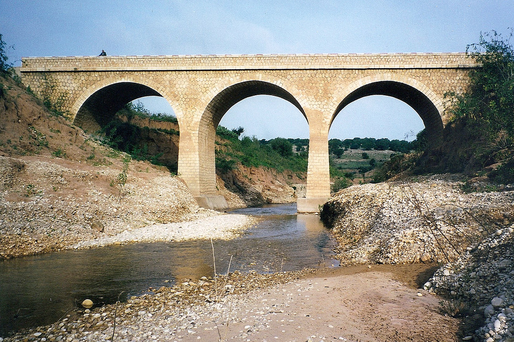 Oued Ksob Bridge
