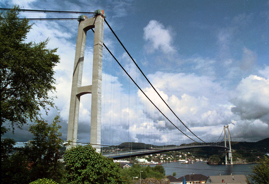 Askoy Bridge