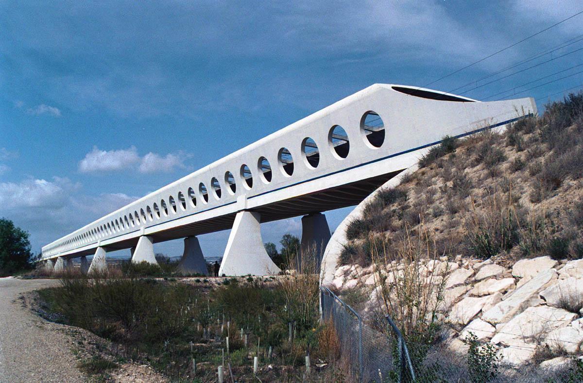 Pont d'Osera de Ebro
