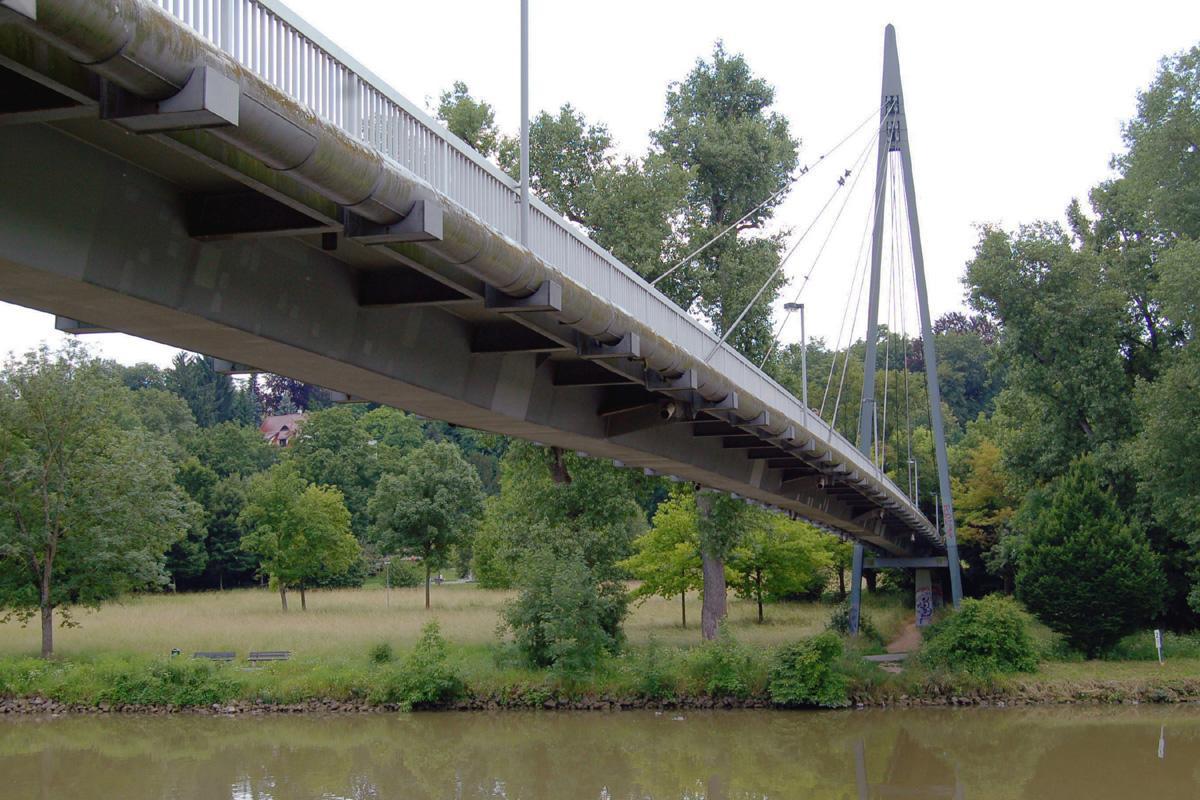 Lucien Tarradin Brücke