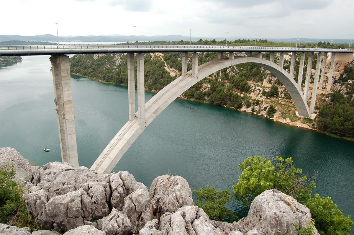 Skradin Bridge