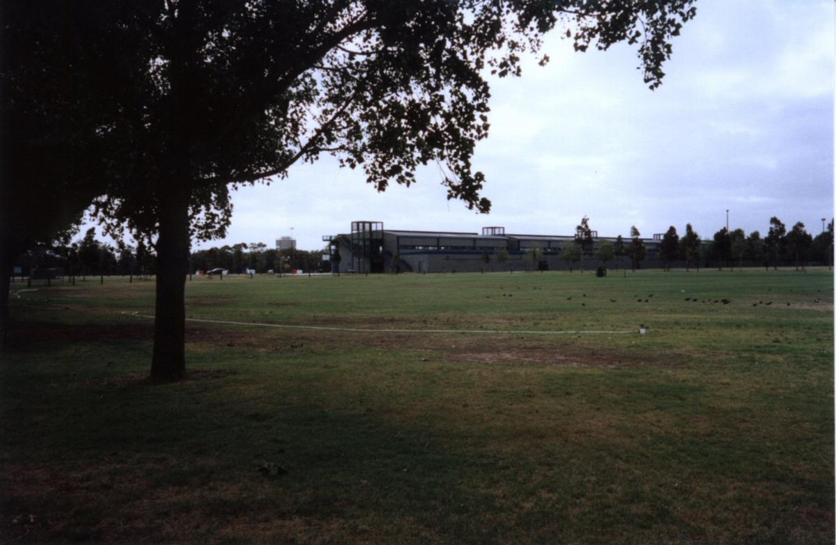 Formel 1 Rennstrecke, Albert Park, Melbourne