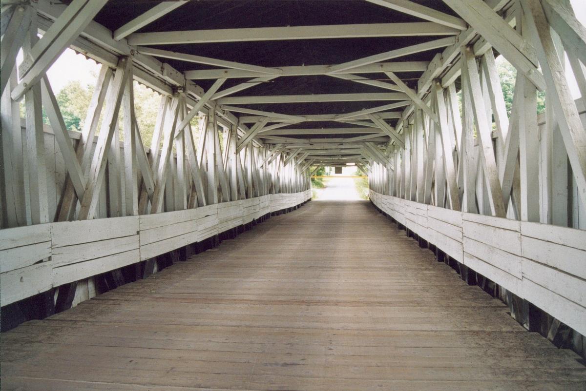 Pont Percy, Hinchinbrooke, Québec, Kanada