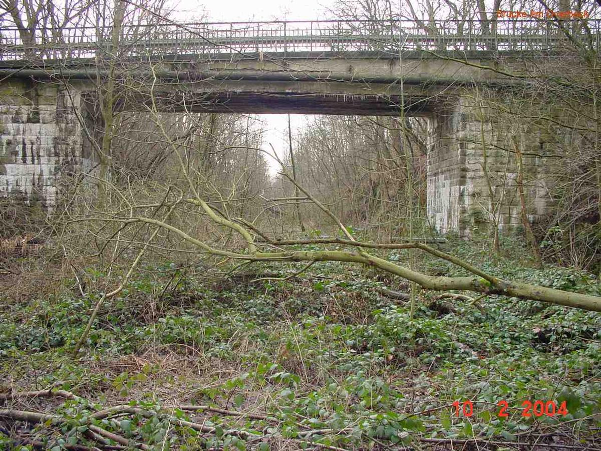 «Am Overbeck» Bridge, Wetter