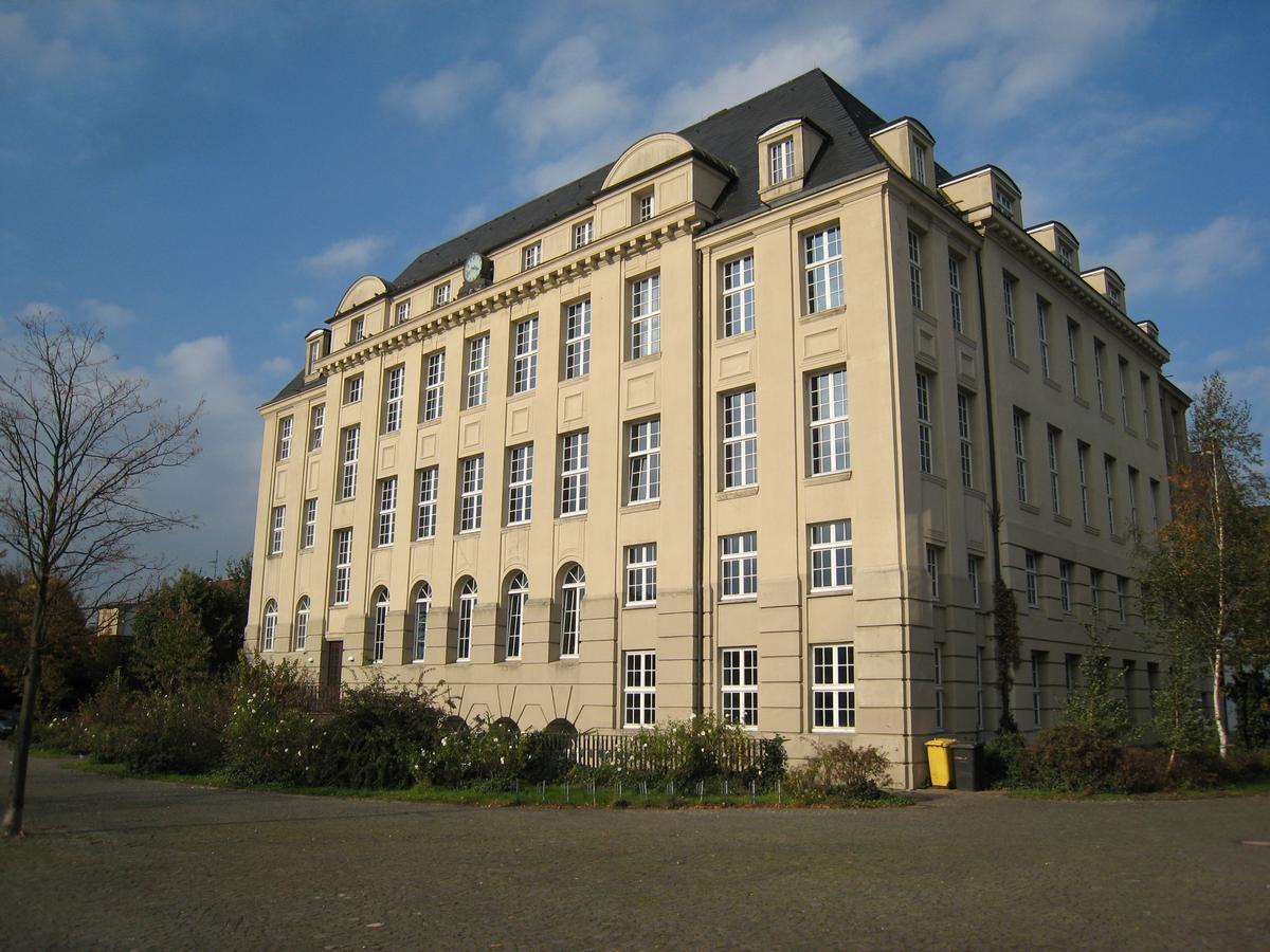 Former Thyssen Steel Casting Works Headquarters
