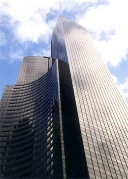 Bankamerica Tower (Columbia Seafirst Center), Seattle, Washington, USA