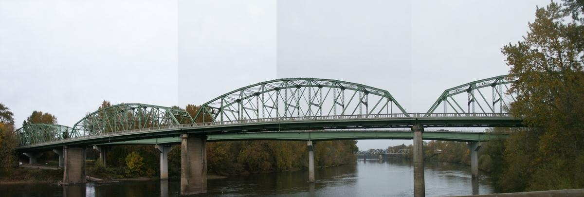 Willamette River (Albany) Bridge