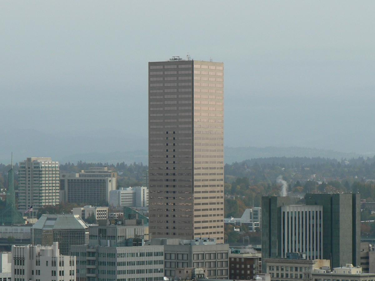 U.S. Bancorp Tower, Portland, Oregon