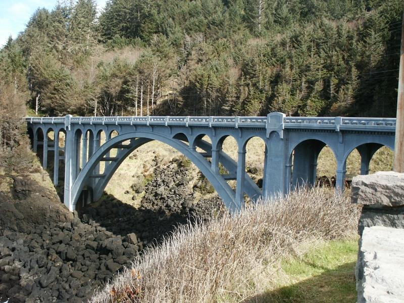Rocky Creek (Ben Jones) Bridge