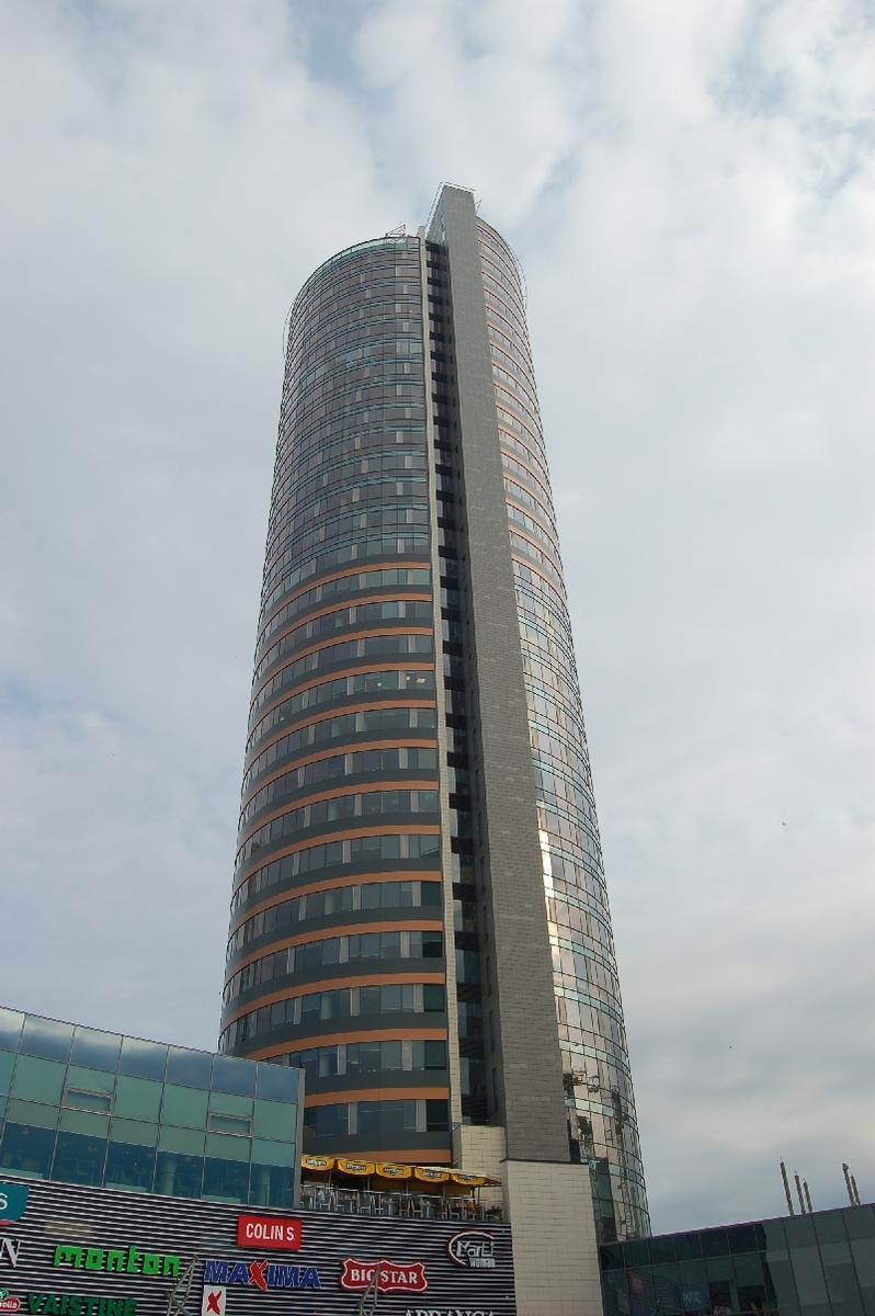 Europa Tower, Vilnius