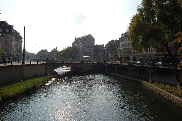 Pont National, Straßburg