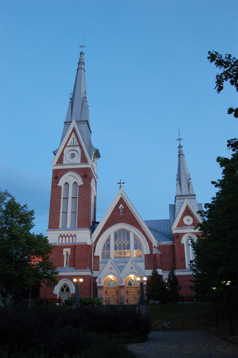 Eglise de Joensuu