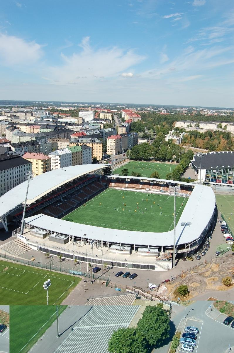 Finnair Stadium, Helsinki