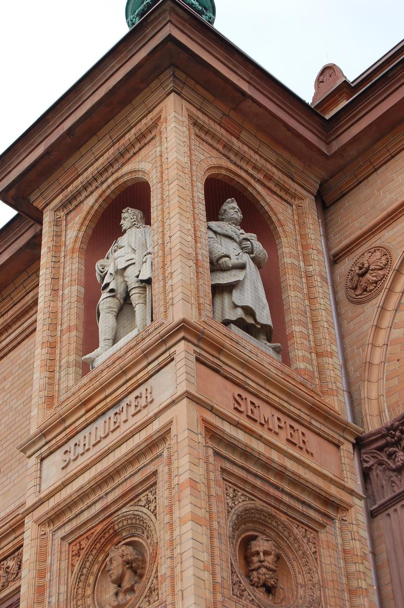 Bauakademie, Hamburg