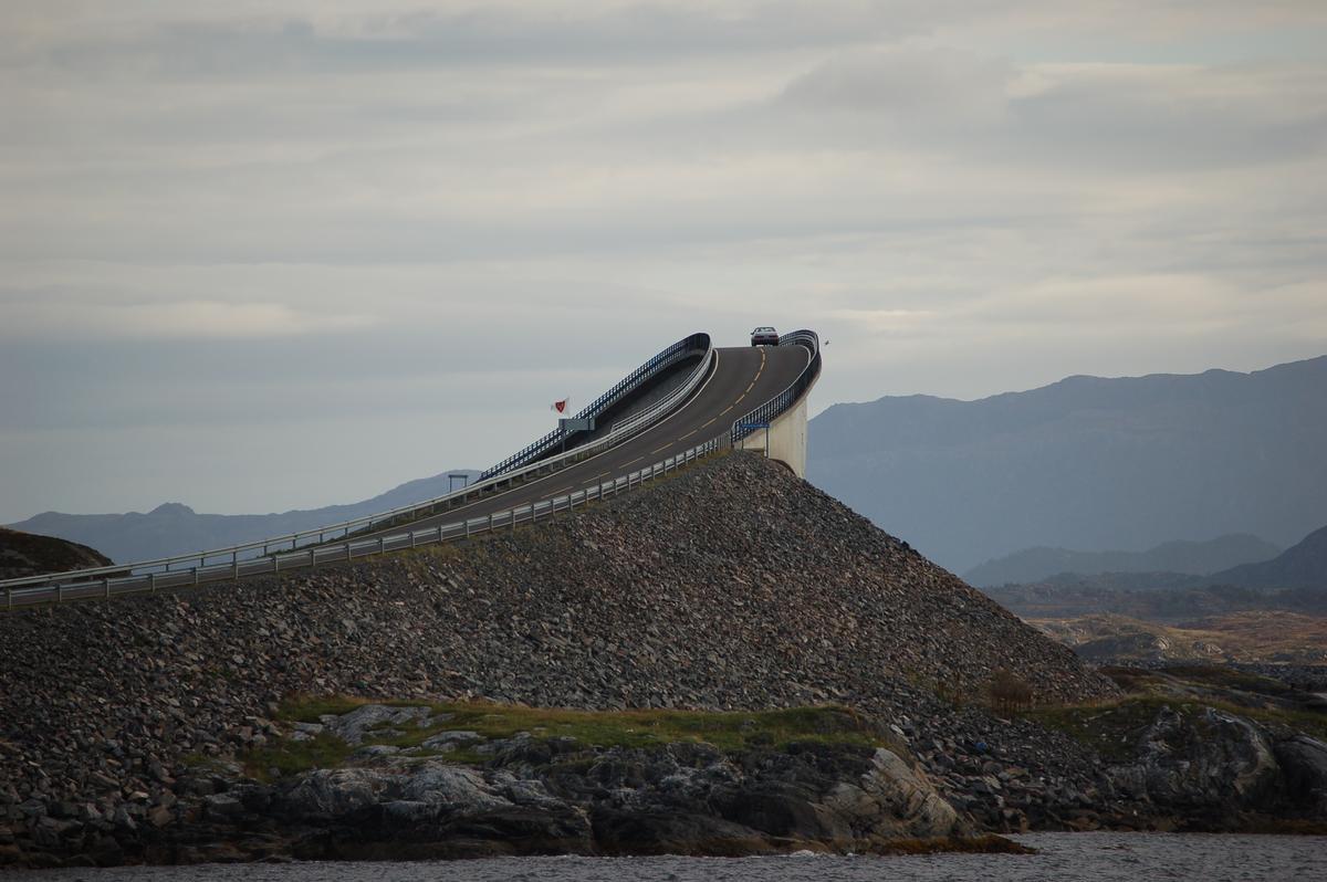 Storseisund-Brücke, Møre og Romsdal, Norwegen