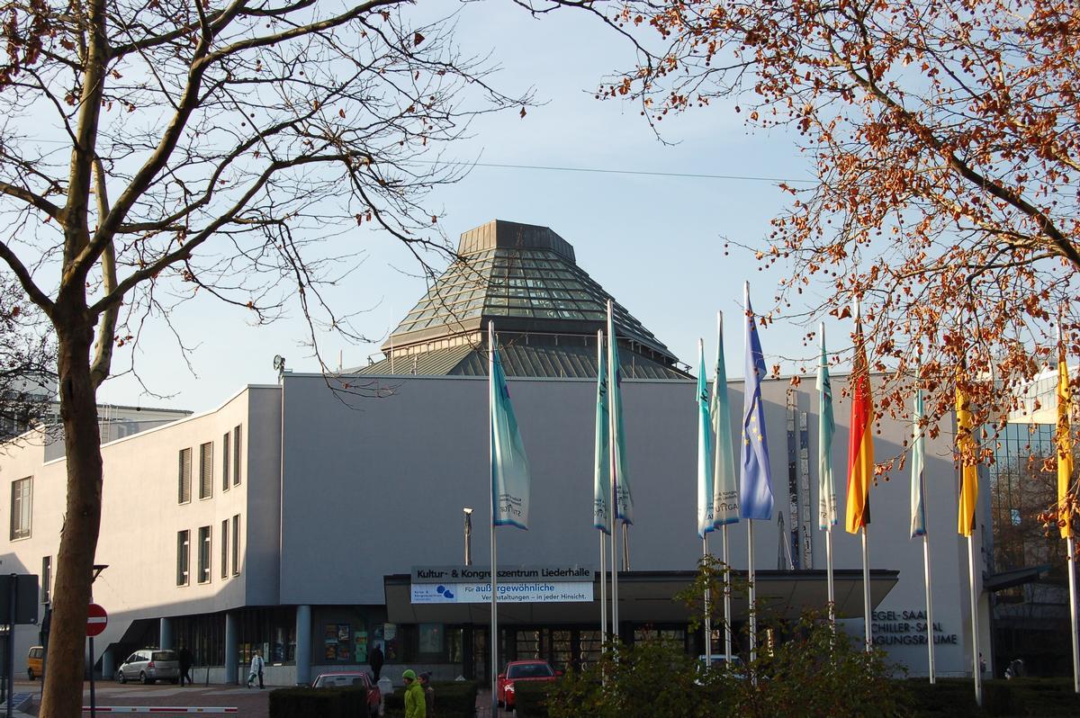 Liederhalle, Stuttgart