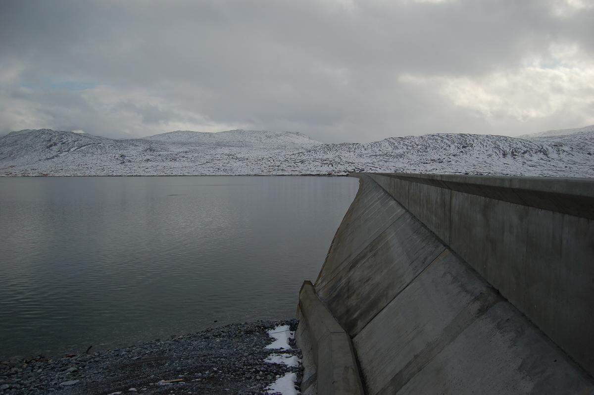 Aursjødammen