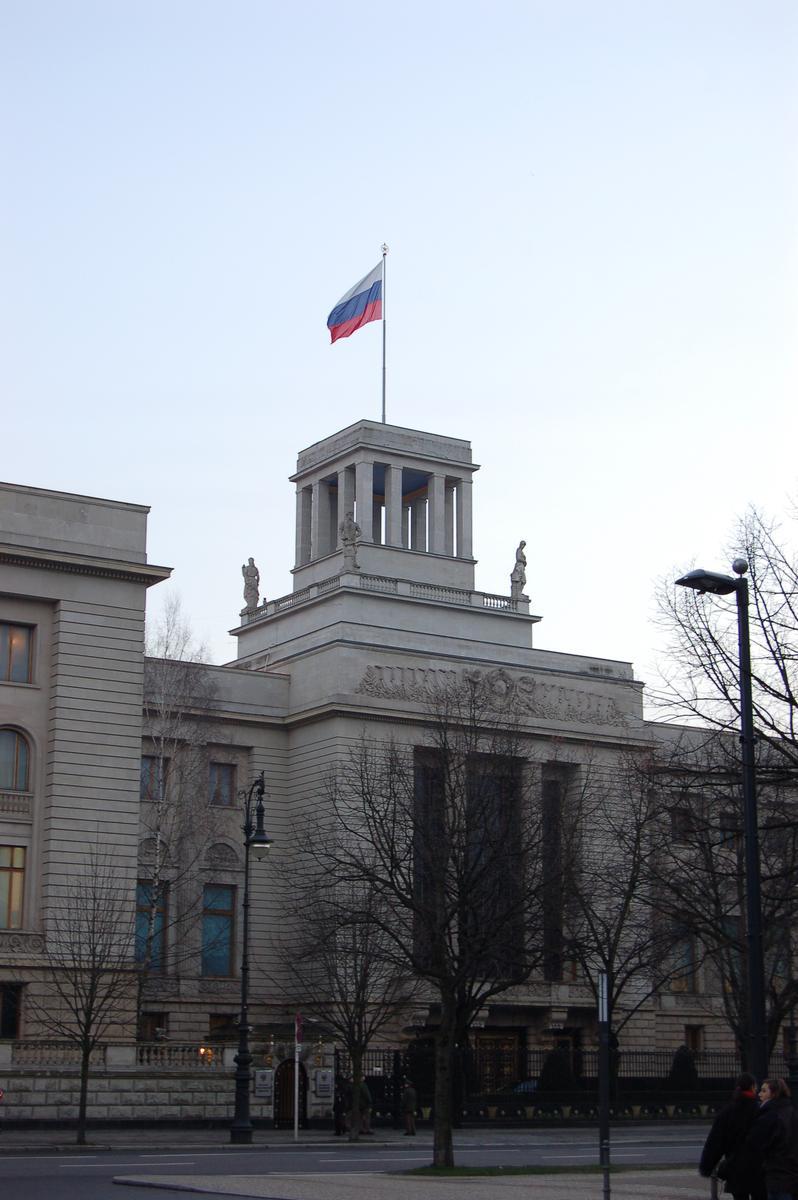 Russian Embassy In Berlin 3