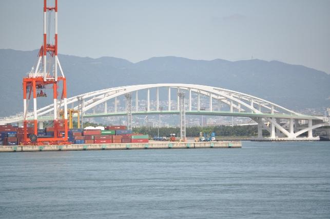 Kishiwada-Brücke
