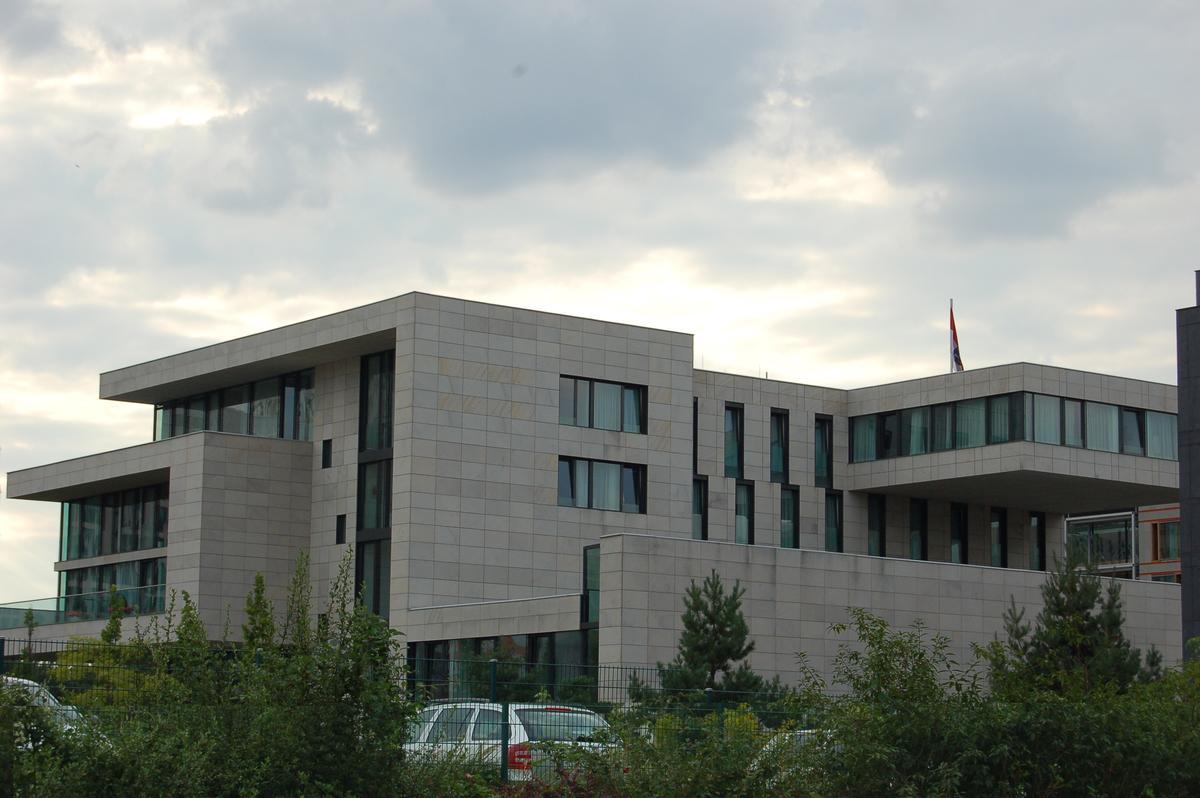 Hessische Landesvertretung, Berlin