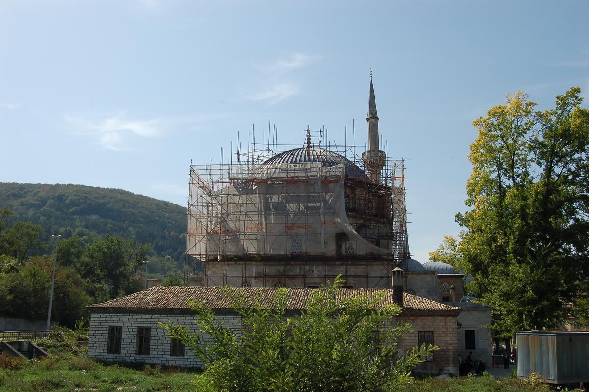 Mosuée Tombul à Choumen en Bulgarie