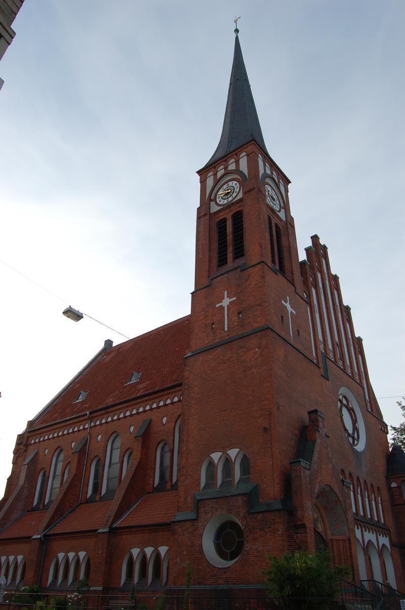 Ansgar Kirche Kiel