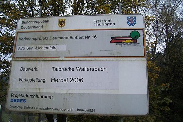 Wallersbach Viaduct