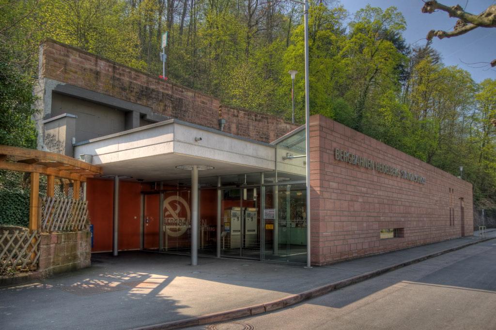 Bergbahnstation Schloss