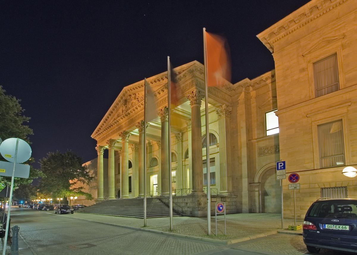 Landtag Leineschloss