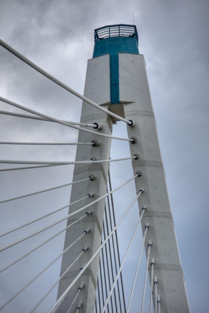 Big Obukhovsky Bridge – Second Neva River Bridge