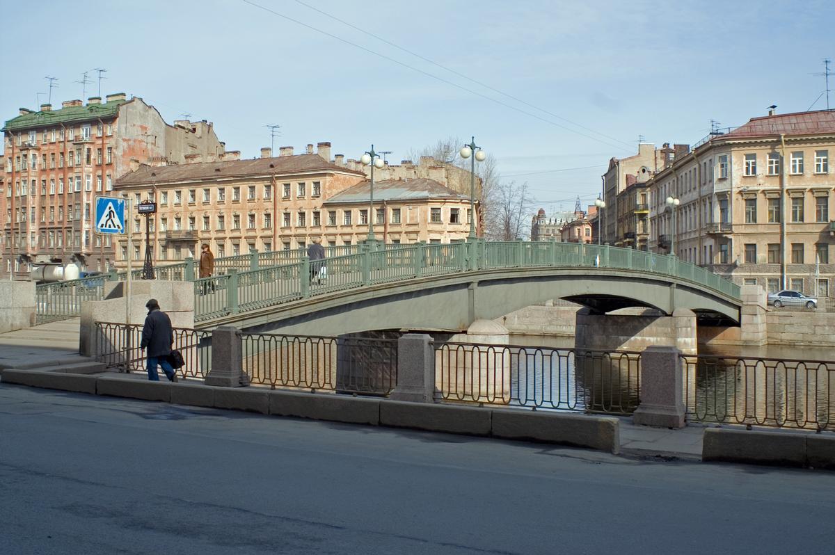 English Bridge, Saint Petersburg