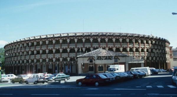 Dach für die Arena in Saragossa