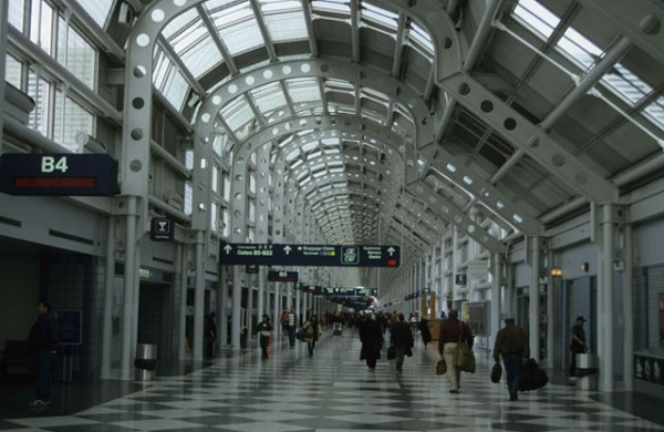 United Airlines Terminal, O'Hare International Airport