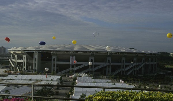 National Sports Complex – Outdoor Stadium