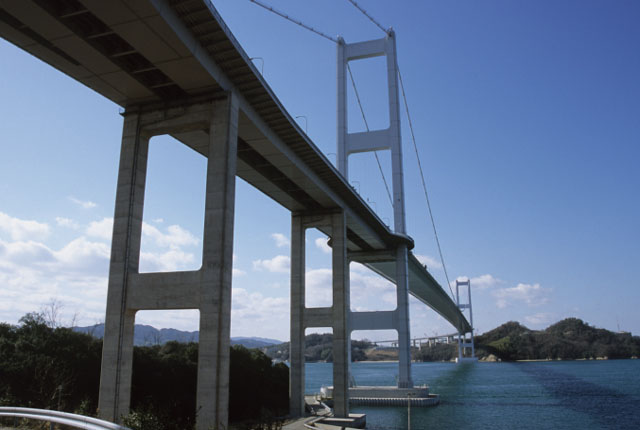 Third Kurushima Kaikyo Bridge