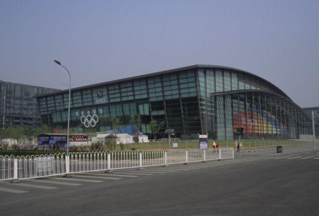 Nationale Sporthalle Beijing