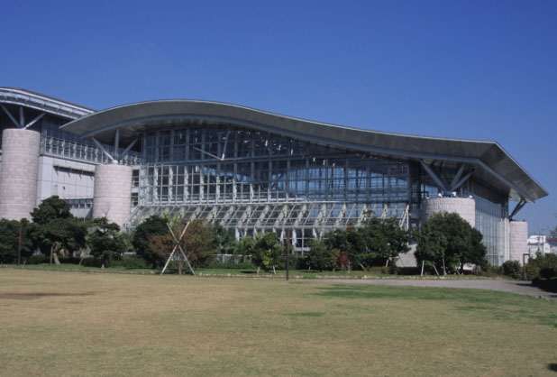 Urayasu Municipal Sports Hall - Natatorium