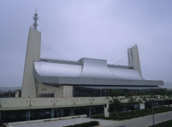 Sporthalle des Olympischen Sportzentrums