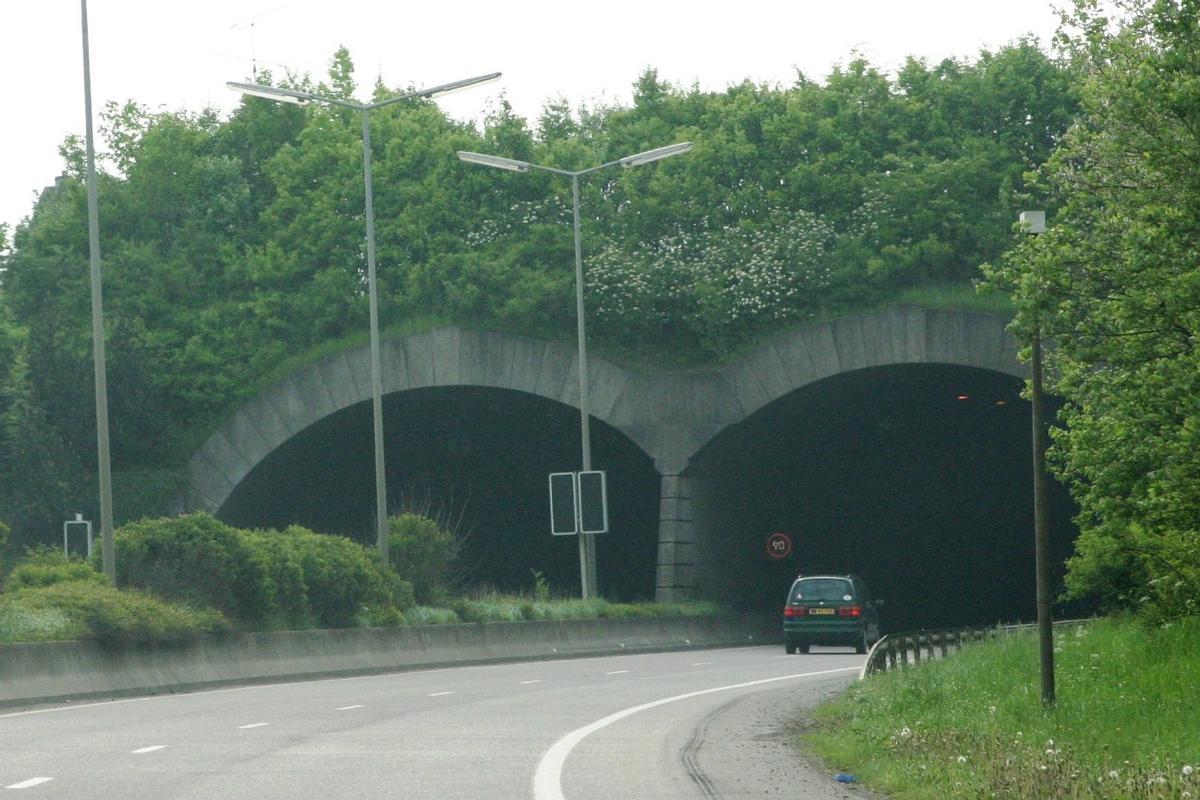 Der Tunnel Aessen Nordportal