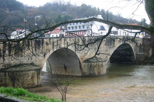 Grenzbrücke Echternach