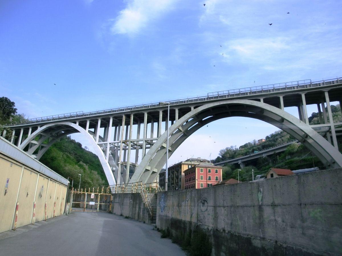 Talbrücke Leira Süd