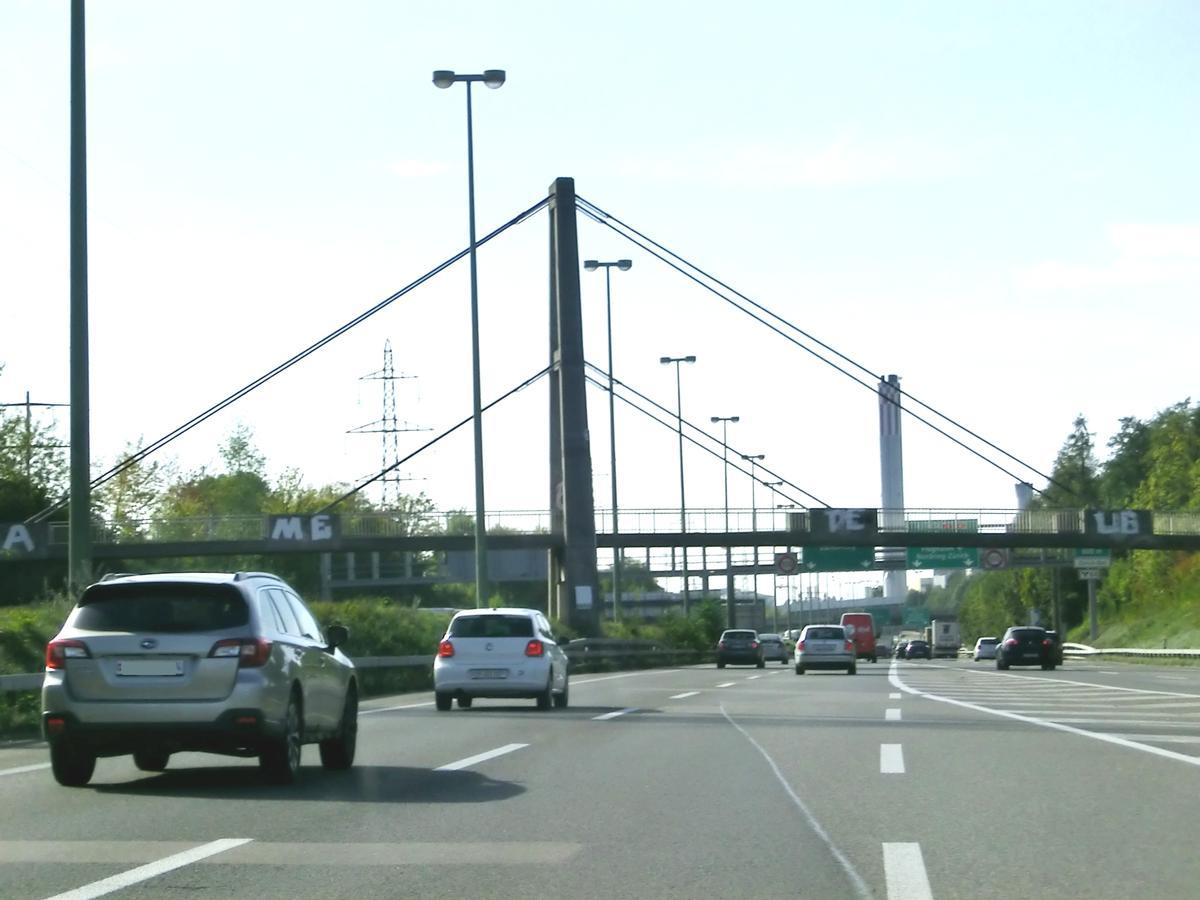 Wallisellen footbridge