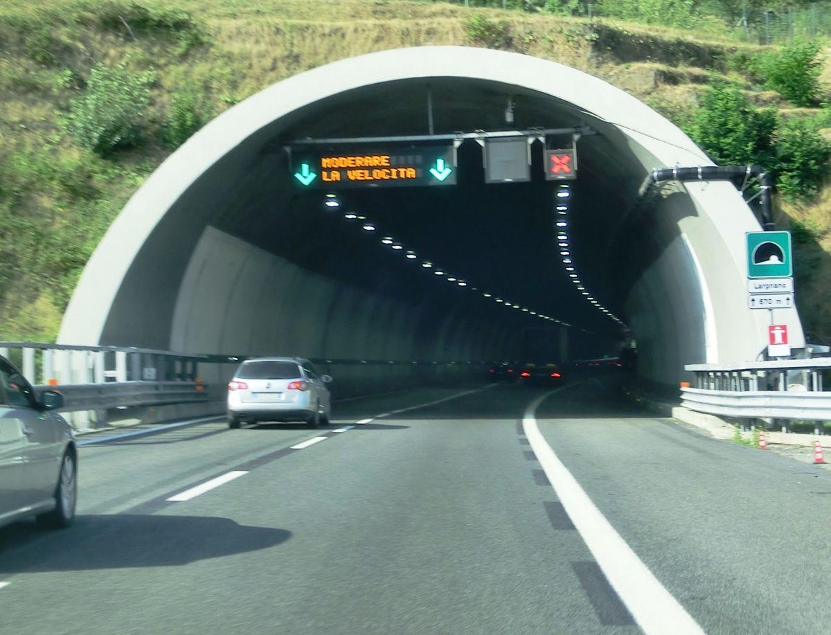 Tunnel Largnano