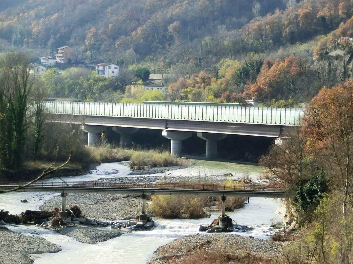 Talbrücke Rioveggio