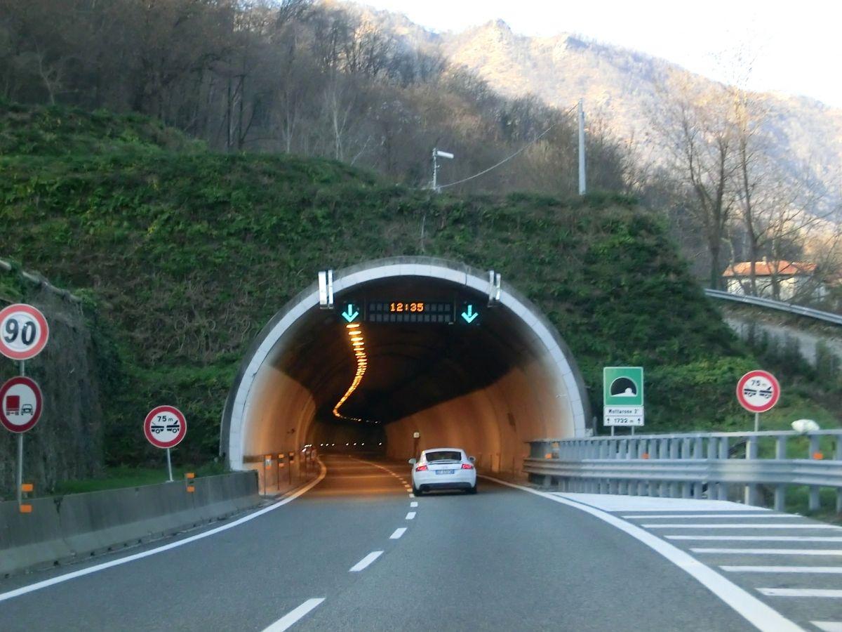Tunnel de Mottarone II