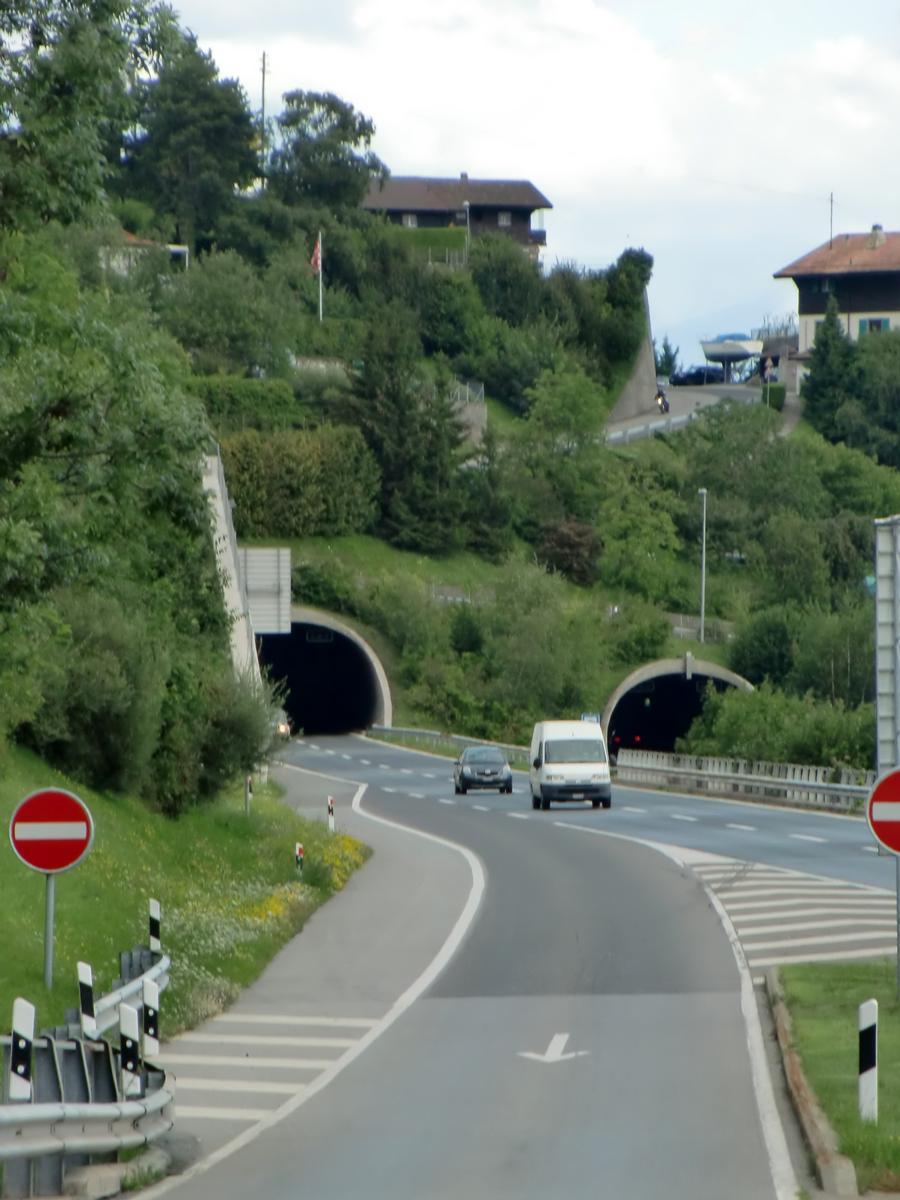 Tunnel de Chauderon