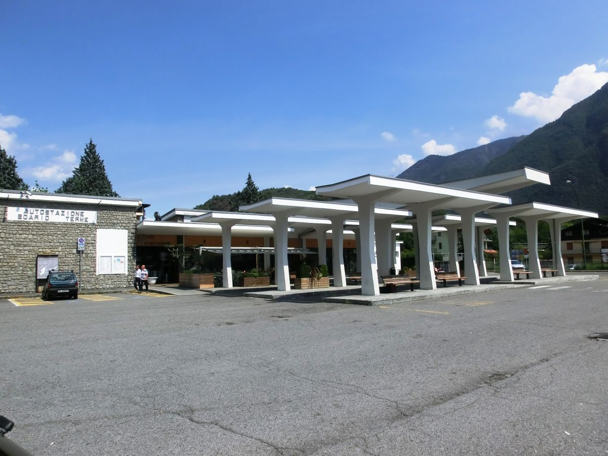 Gare routière de Boario Terme