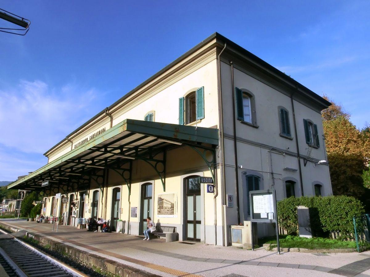 Castelnuovo Garfagnana Station