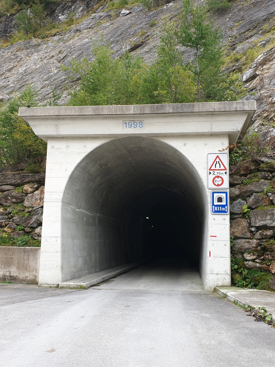 Tunnel de Garzott