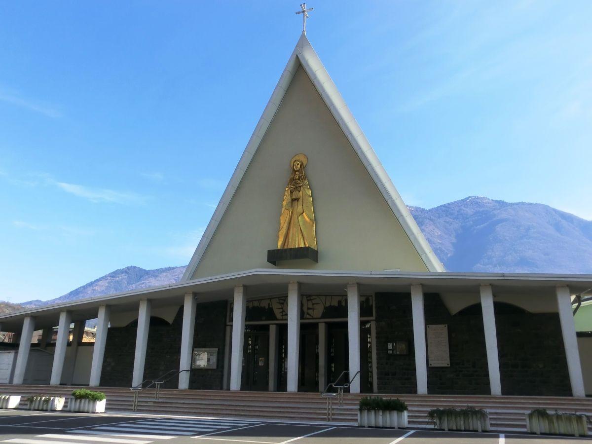 Santuario della Madonna degli Alpini